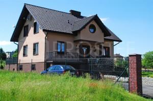 Budynek mieszkalny jednorodzinny | Typ: parterowy z poddaszem użytkowym, podpiwniczony | Powierzchnia użytkowa: 224,80m2 | Rydułtowy, 2006r.