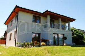 Budynek mieszkalny jednorodzinny | Typ: piętrowy | Powierzchnia użytkowa: 179,00m2 | Rydułtowy, 2010r.
