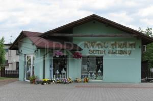 Kwiaciarnia | Rydułtowy, 2007r.